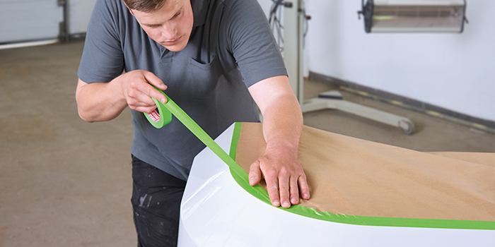Is tesa® 4338 Green the Right Masking Tape for Boat Manufacturers?